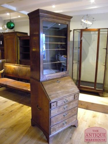 Bureau Kast Antiek.Antieke Bureau Inrichting Antique Warehouse