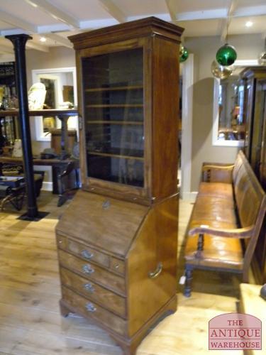 verkocht antieke bureau boekenkast verkocht