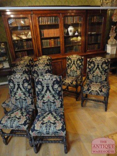 Antieke Engelse Fauteuils.Antieke Stoelen Antieke Meubels Antique Warehouse