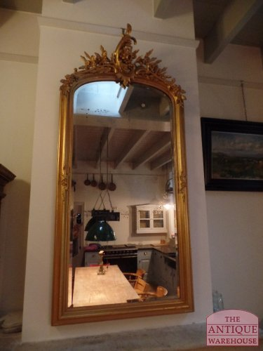 Antieke Franse Spiegel.Antieke Franse Spiegel Antique Warehouse