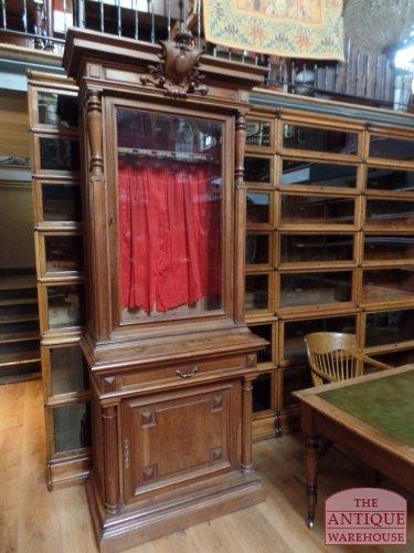 Antieke Franse Geweren Kast Antique Warehouse