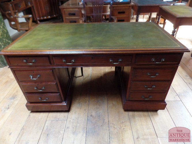 Antiek Bureau Antieke Bureau Inrichting Antique Warehouse