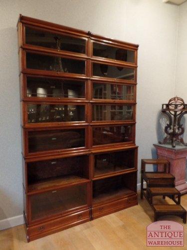 Globe Wernicke Antik Bücherschrank - Antique Warehouse