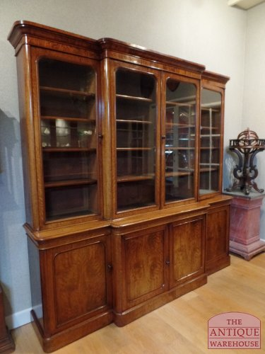 Antieke Boekenkast Antieke Bureau Inrichting Antique