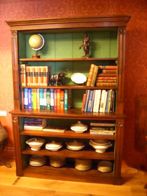 verkocht antieke boekenkastmahonie engels circa 1880 verkocht