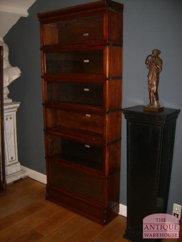 antieke mahonie boekenkast antieke mahonie boekenkast antieke mahonie boekenkast