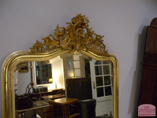 Antieke Franse Spiegel.Zoeken