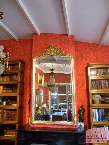 antieke spiegels op voorraad