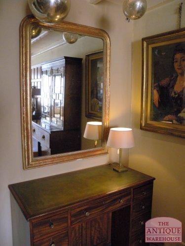 antieke spiegel origineel glas