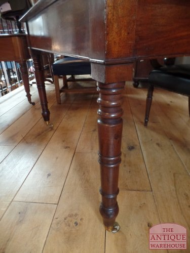 regency leg from library table, free standing table