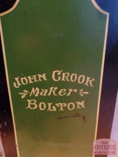 John Crook uit Bolton