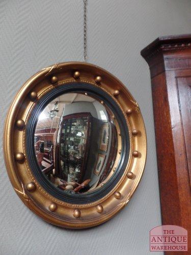 antieke butler spiegel