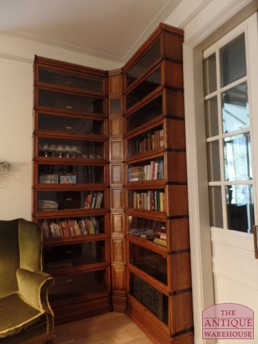 Globe Wernicke  stackeble bookcase